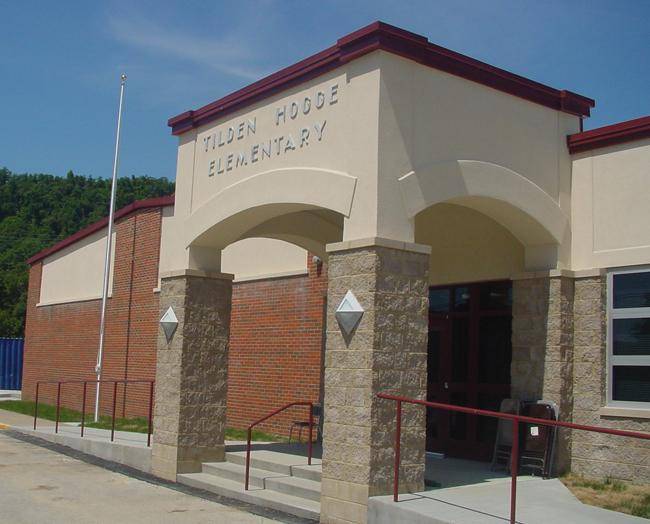 Tilden Hogge Elementary School Rowen County Kentucky G